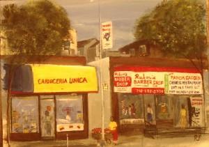 Shopping on Corona Ave