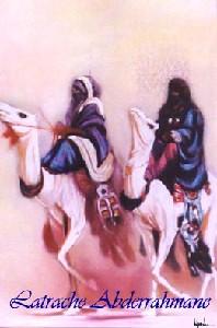 LATRACHE,Abderrahmane-Caravane