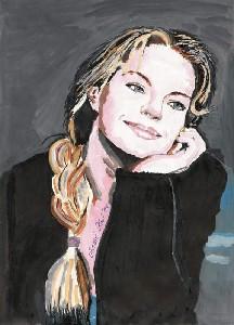 Portrait Yvonne Catterfeld (2004)