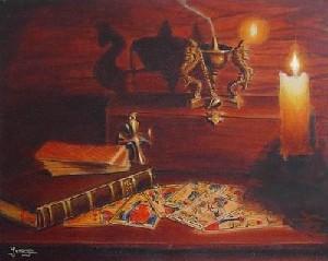 Tarot & Incense