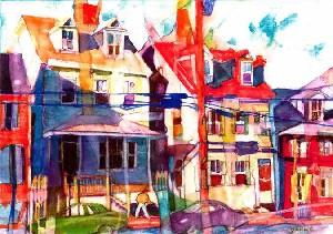 Grier,Ted-College Street Corner