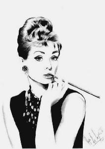 Tornbak,Maria-Audrey Hepburn