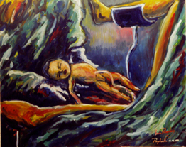 RAPHAELLE RUNEMBERG NAISSANCE D'UN ENFANT MORT