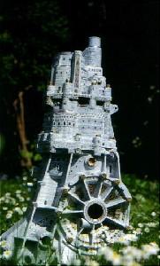 A castle or a machine?