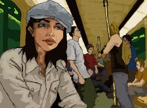 Falerni,Jeff-Subway Girl