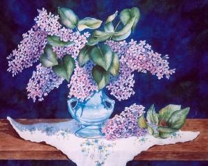 Lilacs, Heavenly Scent