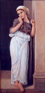 Hatton,Annemarie-After Lord Leighton's Nausicaa