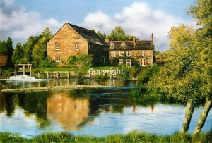 The Old Mill, Aldermaston, Berkshire