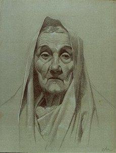 Balsamo,Vincenzo-Study of face