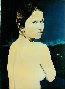 Portrait de J.
