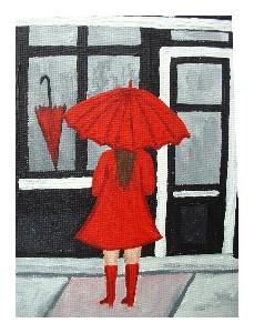 Umbrella Shop Detail