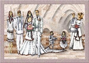 Rivero,Michael-ORIENTAL WEDDING