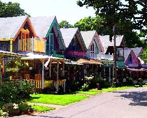 Gingerbread Row