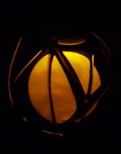 Abstract Ball of Light
