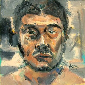 self-portrait 2003