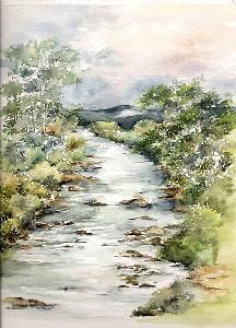 River in Connemara