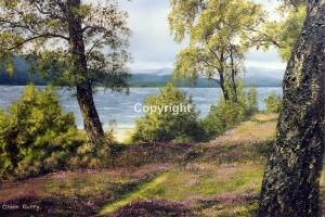 Loch Rannoch, Scotland